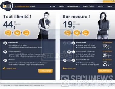 Un nouvel opérateur belge propose le Triple Play illimité