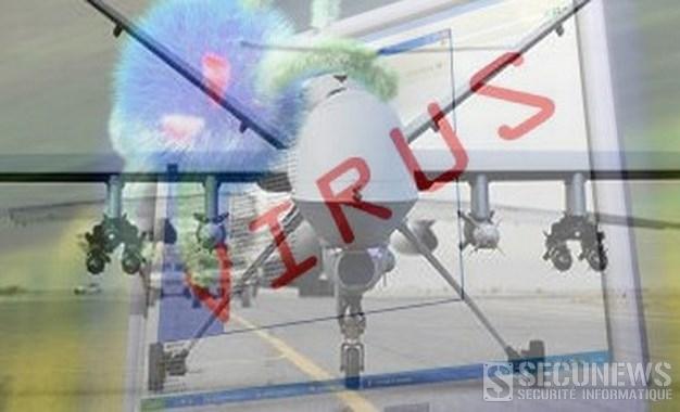 Un virus infecte des drones de l'armée américaine