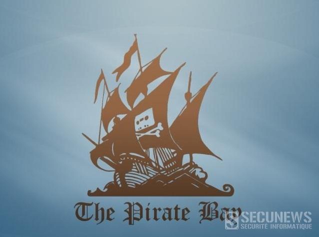 The Pirate Bay change une nouvelle fois de nom de domaine