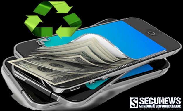 Apple lance un programme de recyclage de ses iPhone contre un crédit d'achat