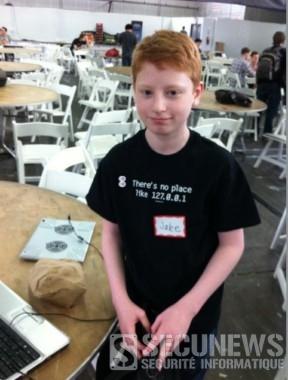Microsoft recrute un hacker de 14 ans