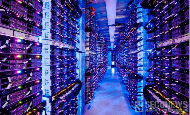 Voici à quoi ressemble un Data Center de Google