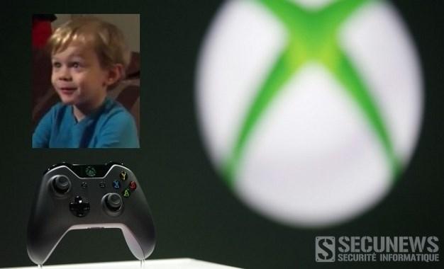 A 5 ans, il découvre une faille de sécurité de la Xbox One
