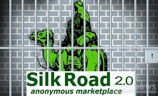 Le créateur présumé du site Silk Road 2.0, a été arrêté