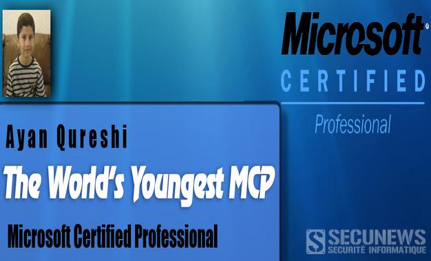 Un enfant de cinq ans réussi le test informatique de Microsoft